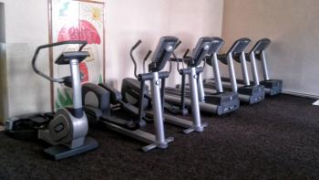 Vybavení fitcentra